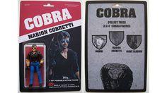 Sylvester Stallone's Marion 'Cobra' Cobretti From Cobra | By: Popsfartberger, via Gizmodo