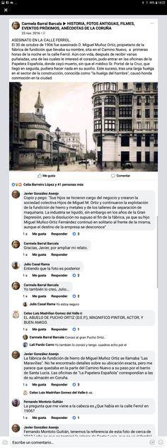 Ferrol calle