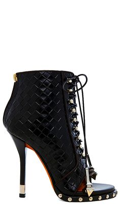 Givenchy Lace Up Bootie. Heaven/DOROTHY JOHNSON