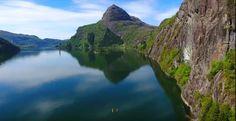 reisetips og reiseinspirasjon: I ett med naturen - Kajakkpadling på Dalsfjorden Lets Get Lost, Norway, Let It Be, English, Outdoor, Voyage, Nature, Heavens, Outdoors