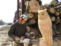 Woodcarving kettingzaag delen