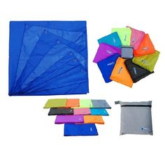 Light Fashion Useful Camping And Hiking Mat For Sun Shading >>> Click image to review more details.