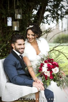 Getting ready for your upcoming birthday party, events or wedding? Check out our beautiful winter wedding hair and makeup ideas! Looking for Professional Hair and Makeup Artist in UK? Inquire now!