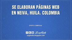 Luigi Tools: Se Elaboran Páginas Web en Neiva, Huila. Colombia
