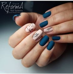 Edgy Nails, Chic Nails, Elegant Nails, Classy Nails, Stylish Nails, Trendy Nails, Acrylic Nails Coffin Short, Best Acrylic Nails, Fabulous Nails