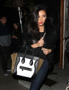 Shay-Mitchell-Celine-Luggage-Tote