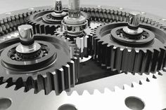 pictures of transmission gears - Yahoo Image Search Results Mechanical Engineering Design, Marine Engineering, Mechanical Design, Technology Hacks, Drone Technology, Full Black Wallpaper, Gear Train, Planetary Gear, Aircraft Maintenance