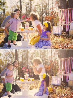 Posh Poses | Family | Picnic Styled Shoot | Posed But Not Posed | Bright Colors | Late Summer | Early Fall