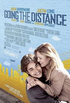 Going the Distance (2010) Drew Barrymore, Justin Long, Christina Applegate. Seen 2010
