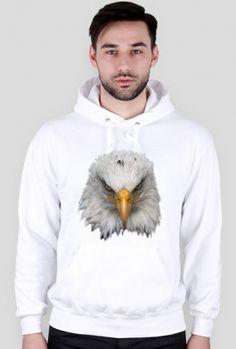 Bluza z głową orła