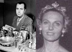 1x-Count Sigvard Bernadotte of Wisborg married 2nd commoner Sonja Christensen Robbert in Copenhagen, Denmark in 26 October 1943. One child.