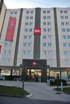 Hotel Ibis, Dijon Gare, France.