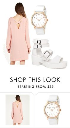 """""""Grad"""" by domimenoita on Polyvore featuring Marc by Marc Jacobs"""