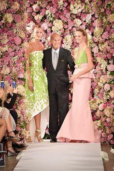 Oscar de la Renta Spring 2015 Ready-to-Wear - Collection - Gallery - Look 57 - Style.com