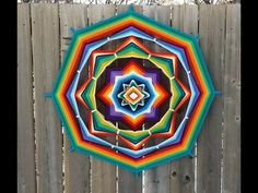 Ojos De Dios Mandala - YouTube