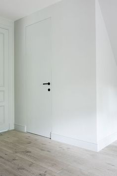 Randloze Binnendeur