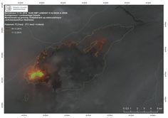 Volcanic Activity Worldwide 13 Dec 2014: Fuego Volcano, Bardarbunga, Kilauea, Fogo, Stromboli, Santiaguito | TheSurvivalPlaceBlog