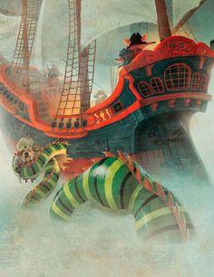 The Art Of Animation, Poly Bernatene