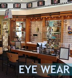 Hollywood Eyes Designer Frames, Eye Exam, Sunglass Frames, Liquor Cabinet, Lenses, Hollywood, Business, Home Decor, House Bar