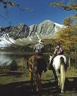 Horseback Riding in Banff National Park. www.horseback.com/