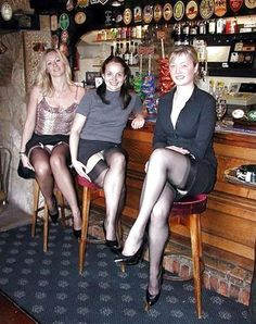 Black Stockings Assembly 92