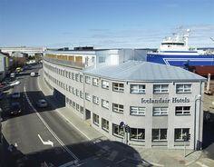 The last night will be spent at Icelandair Hotel Reykjavik Marina. #IcelandStopover #Iceland