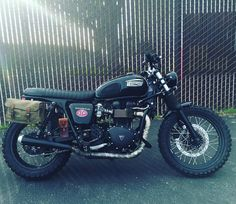 A bike on the road is worth two in the shed.  #triumph #bonneville #freedom