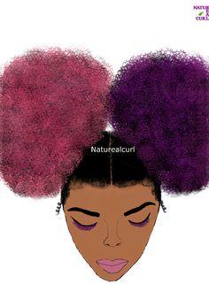 Afro ArtNatural Hair Art #naturalhair #Naturealcurl #natural #curlygirlsrock #healthyhair #Kinks#naturalhairrocks #teamnatural #naturalhairjourney #washandgo #naturalhairstyles Black Girl Art, Black Girls Rock, Art Girl, Natural Hair Art, Natural Hair Styles, Cartoon Drawings Of People, Cartoon People, Black Artwork, Black Painting