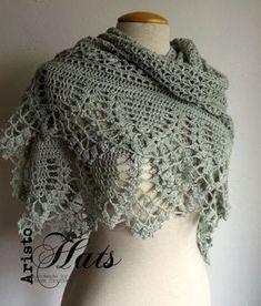 Met bescheiden trots mag ik mijn eerste eigen shawl haakpatroon introduceren. Na vele weken werk en uitgebreid te zijn getest door meerdere...