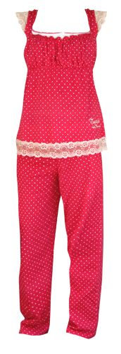 süßer Tussi on Tour Pyjama #Pyjama #pink