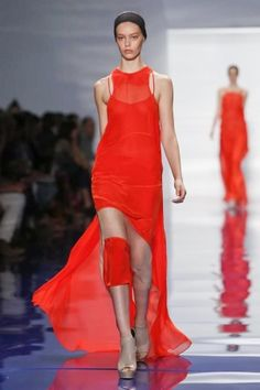Vera Wang Ready To Wear Spring Summer 2014 New York