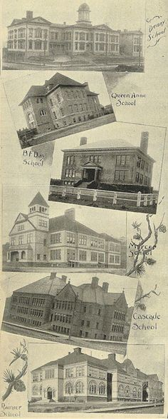 History of Seattle before 1900 - Wikipedia, the free encyclopedia Pacific Ocean, Pacific Northwest, State Of Oregon, Ghost Tour, Washington State, Rocky Mountains, British Columbia, North West, North America