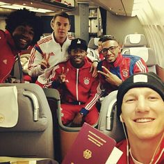 #MUCDOH we are ready!  #FCBayern #Qatar # MiaSanMia