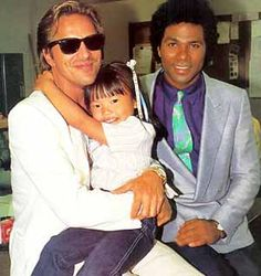 Izzy Martin Ferrero | Don Johnson & Philip Michael Thomas