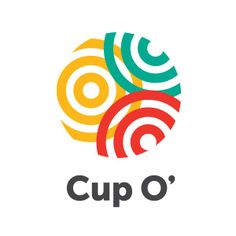 Cup O' by Frederic Lootens #design #ideas #colorful #logo #inspiration #identity #branding