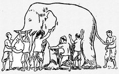 ELEPHANT AND THE BLIND MEN -- One of my favorite stories; could be great for teaching tolerance of multiple interpretations/points of view, among other things.
