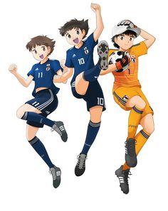 埋め込み Captain Tsubasa, Good Soccer Players, Star Wars, The New Wave, Old Anime, Starco, Kaito, Old Boys, Fujoshi