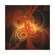 Morning Magic Abstract Art Wrapped Canvas Print $176.10    ...BTW,Please Check this out:  http://artcaffeine.imobileappsys.com
