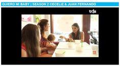 Valentina Guerrero en MTV3 Quiero my baby!