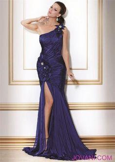 lindo vestido de noche