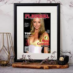 """Okładka magazynu """"Playgirl"""" pokazuje najpiękniejsze kobiety na świecie, które wyróżniają się swoją ponadprzeciętną urodą i ogromnym seskapile... Więcej na naszej stronie https://mygiftdna.pl/."""