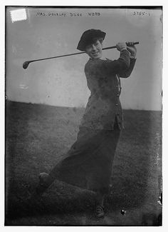 Mrs. Gourlay Dunn Webb [golf] (LOC) | Flickr - Photo Sharing!