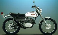 1968年ヤマハDT1 「本格モトクロッサー登場」