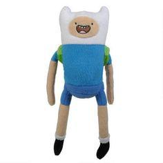 Adventure Time Finn 10-Inch Plush  