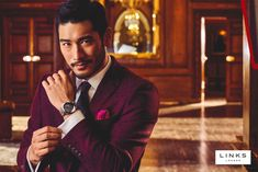 tumblr_nwkb14SEBE1rf8893o2_1280.pnj (998×667) Godfrey Gao, Links Of London, Red Suit, Tumblr, Cool Pictures, Actors, Boys, People, Fictional Characters