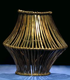 Bracelet | Alexander Calder. Brass.
