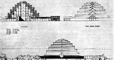 The Mundaneum was created in 1910 out of the initiative of two Belgian lawyers. Paul Otlet and Henri La Fontaine aimed to gather together . Le Corbusier, Tower Of Babel, Museum Architecture, History, Lawyers, Facades, Storyboard, Museums, Crow