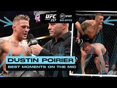Dustin Poirier best moments on the Mic! - YouTube