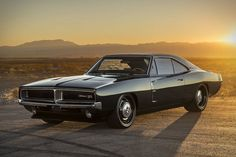 1969 Dodge Charger Defector