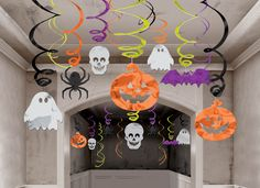Borboletas no estômago : Ideias de Decoração para o Halloween